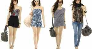 različite modne kombinacije