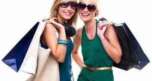 djevojke nakon shoppinga