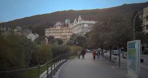šetnica u opatiji