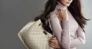 žena s torbom