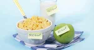 žitarice jabuka mlijeko