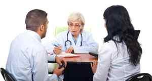 na razgovoru kod liječnika