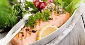 riba i povrće