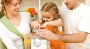 Zdrava dječja hrana