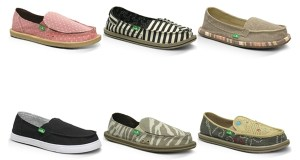 surferske cipele sanuk