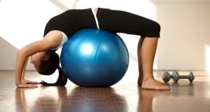 Vježbe sa pilates loptom