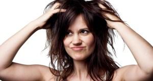 razbarušena kosa