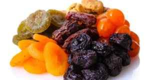sasušeno voće