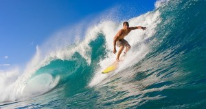 surfanje na valovima