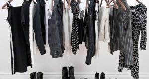 crno-bijela odjeća