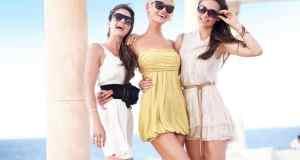 moderne ljetne haljine