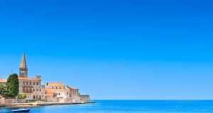 Plava Istra, destinacije uz obalu