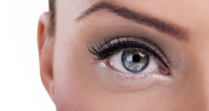 plave oči