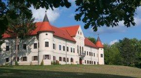 Dvorac Lužnica, čarolija nadomak Zaprešića