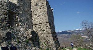 Boljun, stari srednjovjekovni gradić