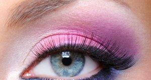 ružičasta šminka