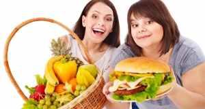 zdrava i nezdrava-hrana