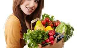 zdrave namirnice u vrećici