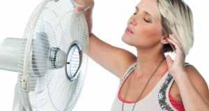 hlađenje uz pomoć ventilatora
