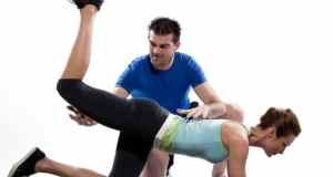 vježbanje s trenerom