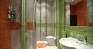 zelena kupaonica