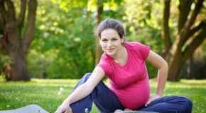 Treba li vježbati u trudnoći