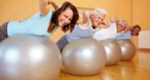 vježbe za starije