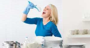 štedljivo pranje suđa