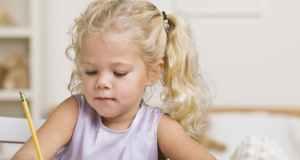 koncentracija djeteta