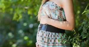 ljudi trudnica