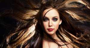 žena s dugom kosom