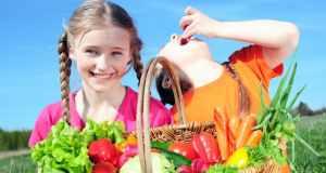 Najzdravije namirnice za djecu