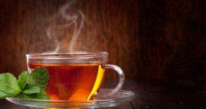 vrući čaj