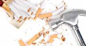 Uništavanje cigareta