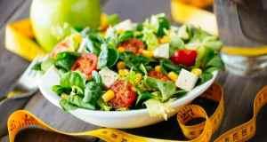 tanjur sa salatom
