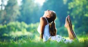 meditacija u prirodi
