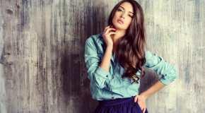 Kako nositi plisiranu suknju