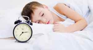 kada dijete spava