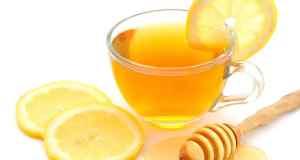časj s medom i limunom