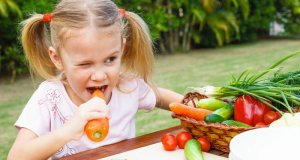 dobar apetit kod djeteta