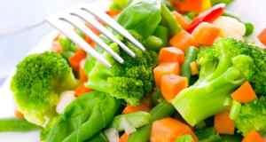 zeleno povrće