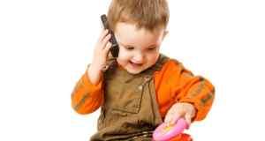 kada je vrijeme za prvi mobitel
