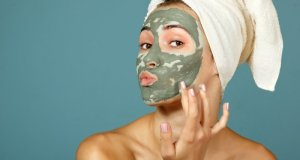 zelena glina za akne