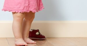 kako potaknuti dijete da hoda