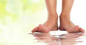 održavanje zdravlja nogu