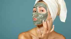 Maske od gline za lice