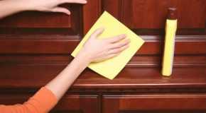 Kako ukloniti ogrebotine na namještaju
