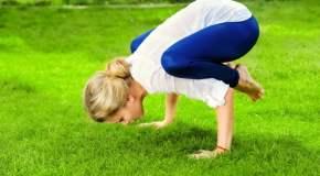 Joga vježbe za grudi