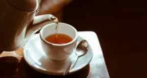 točenje čaja