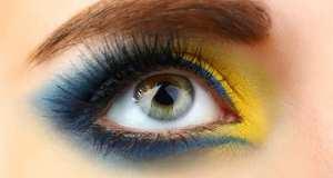 lijepe oči
